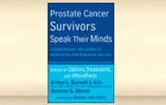 Prostate Cancer Surviors Speak Their Minds